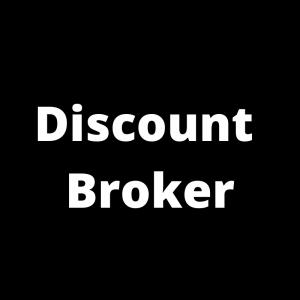 Discount Broker