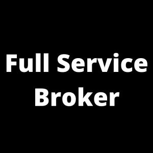 Full Service Broker