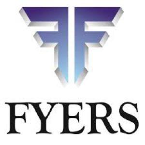 Fyers Logo In Squre