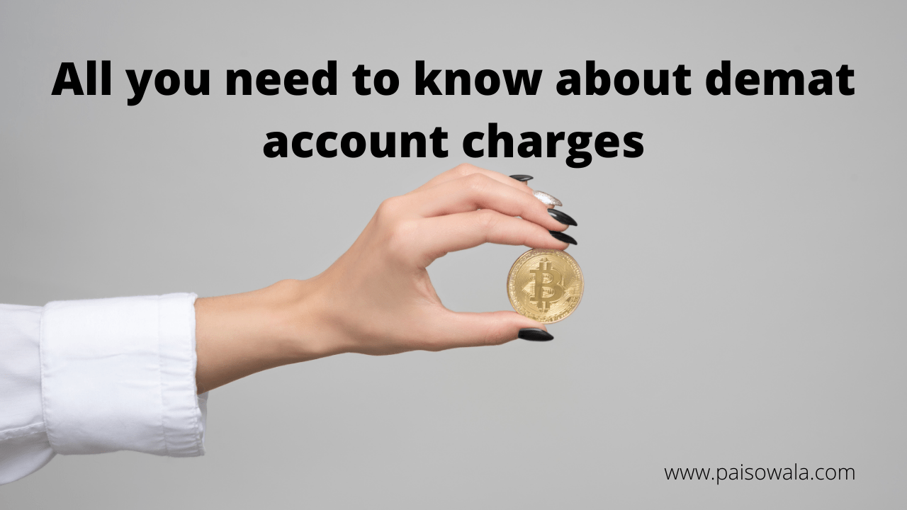 demat account Charges: